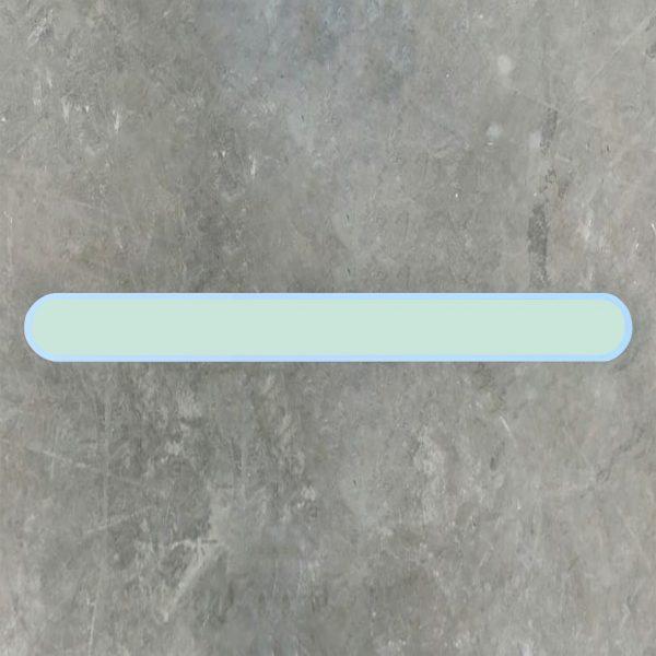 Lys etterlysende taktil indikator 28 cm