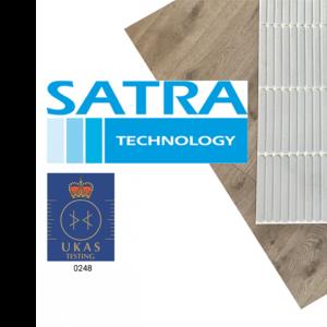 Satra Technology i England utfører R-Test for Smart Tactiles