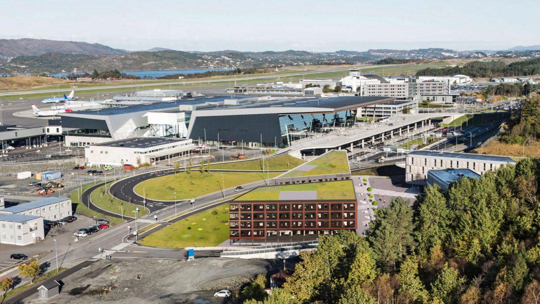 Bergen Business Park – Midtbygget
